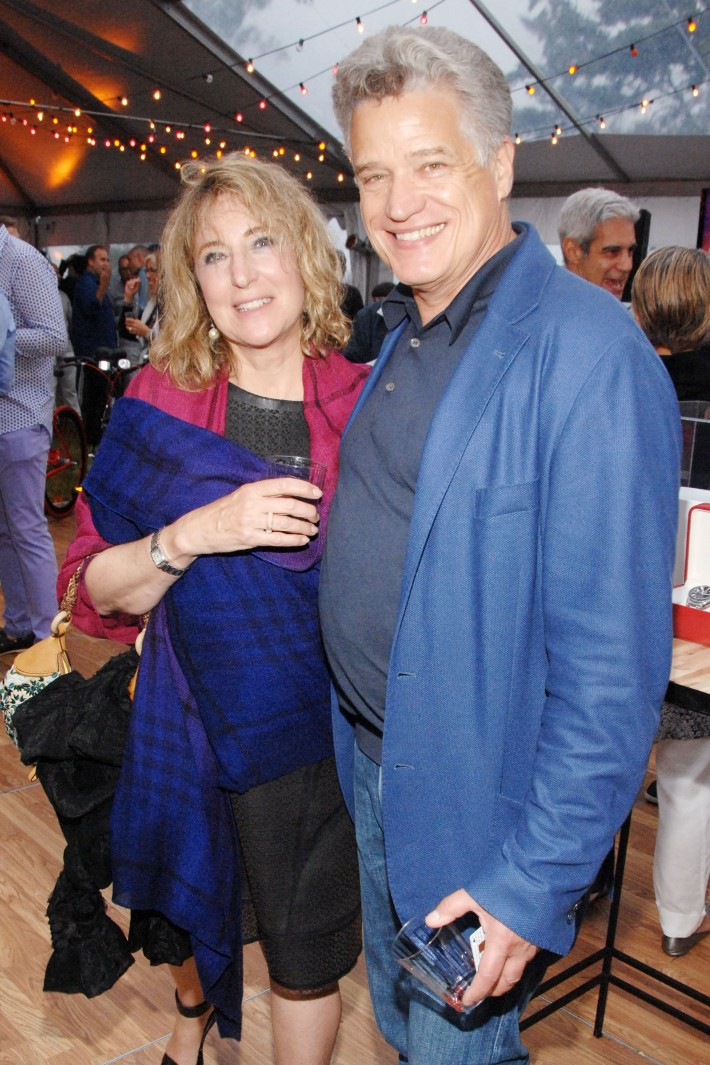 Connie Vick, Jay Johnson attend The Boys & Girls Club of Bellport's 12th Annual Beach Ball (Photo - Liam McMullan)