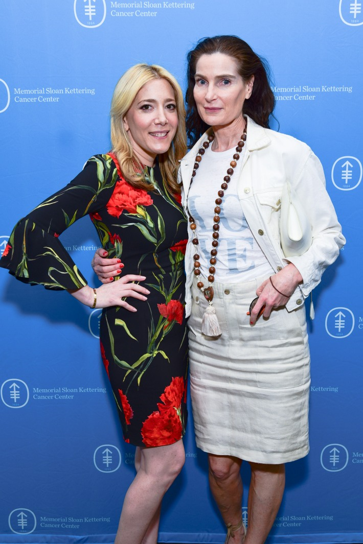 Melissa Breitbart, Jennifer Creel attends The Live4Life Foundation Honored By Memorial Sloan Kettering (Photo by Sean Zanni)