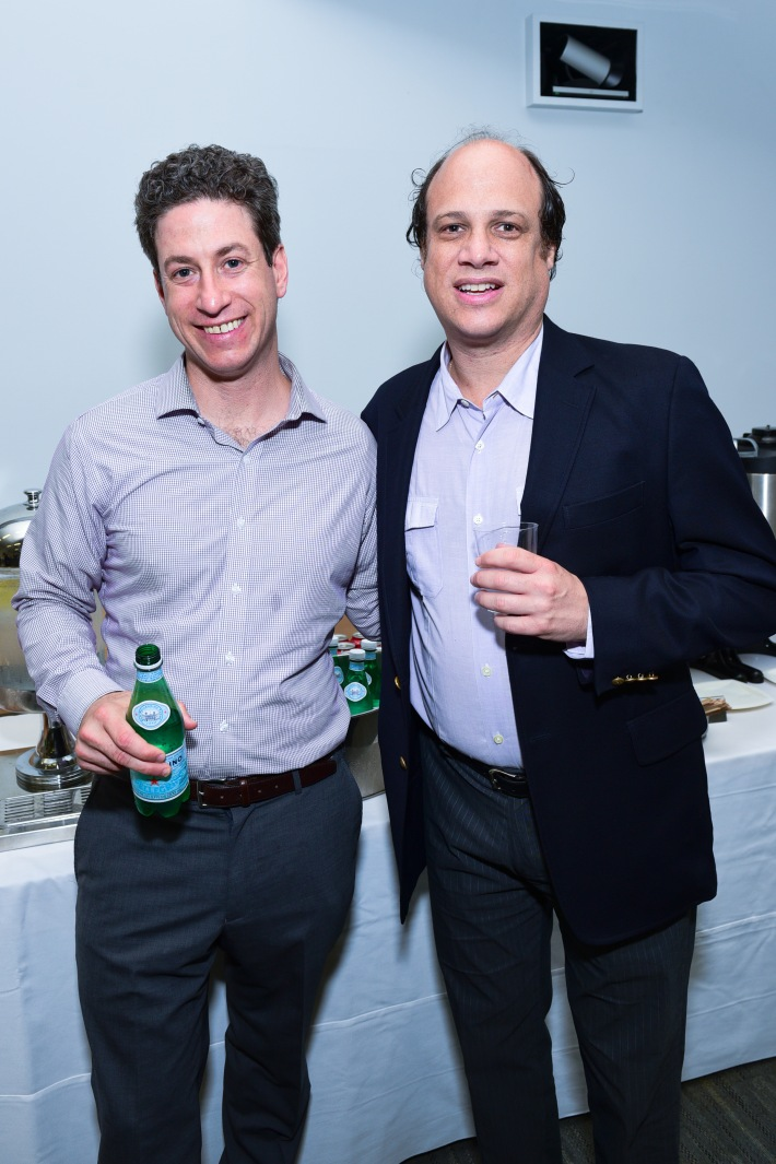 Blake Shapiro, Douglas Stern attend The Live4Life Foundation Honored By Memorial Sloan Kettering (Photo by Sean Zanni)