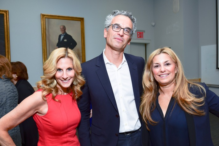 Randi Schatz, Aian Ron, attend The Live4Life Foundation Honored By Memorial Sloan Kettering (Photo by Sean Zanni)