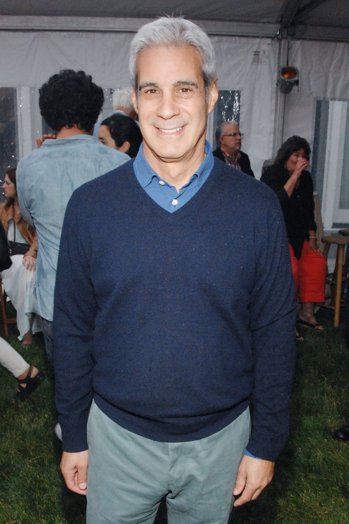 James Danziger attend The Boys & Girls Club of Bellport's 12th Annual Beach Ball (Photo - Liam McMullan)