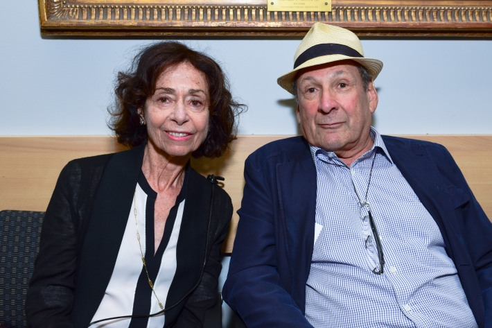 Phyllis Feinberg, Bernie Feinberg attend The Live4Life Foundation Honored By Memorial Sloan Kettering (Photo by Sean Zanni)