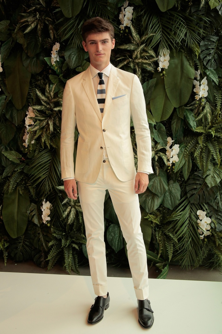 Tommy Hilfiger New York Fashion Week: Men's Spring/Summer 2016 at The Glasshouses