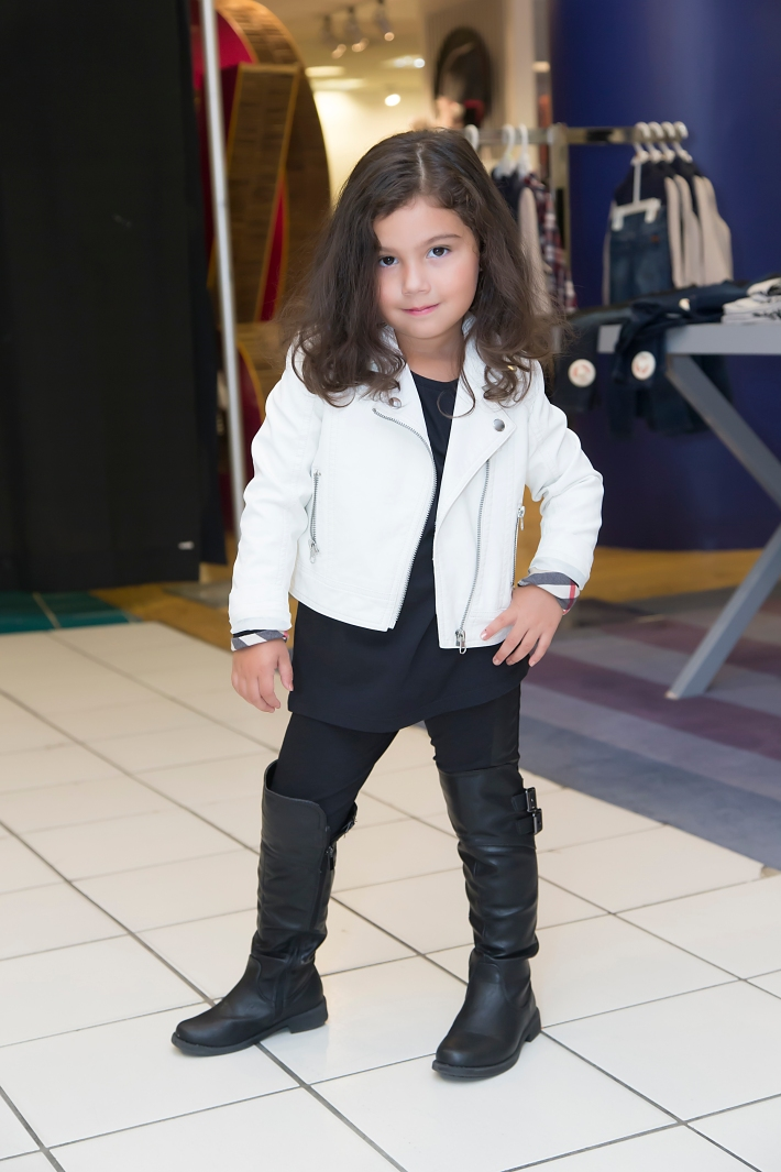Annabella Munoz attends RUNWAY HEROES Fashion Show Hosted by Bloomingdale's 59th Street featuring Childhood Cancer Fighters & Survivors