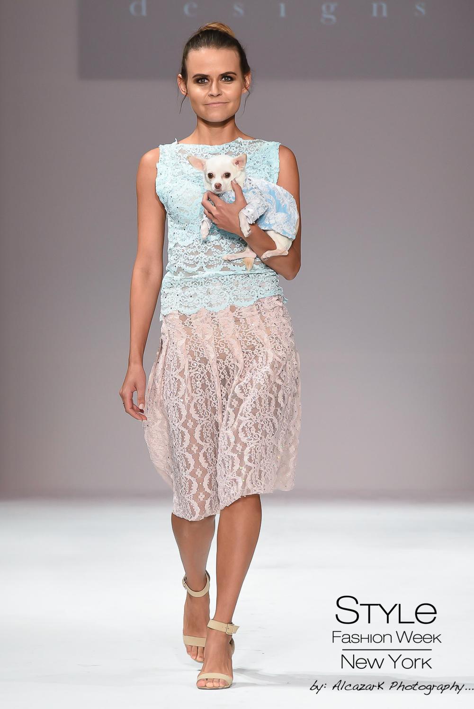 Anthony Rubio Spring Summer 2016 New York Fashion Week The Scene New York