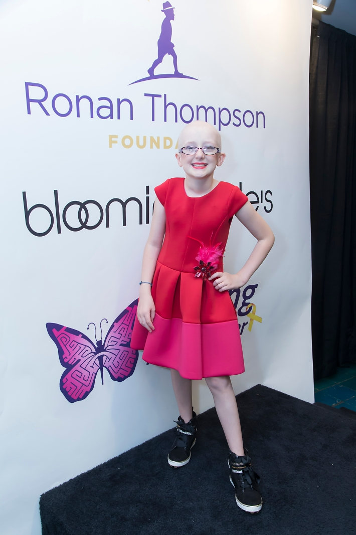 Brooke Mulford attends RUNWAY HEROES Fashion Show Hosted by Bloomingdale's 59th Street featuring Childhood Cancer Fighters & Survivors
