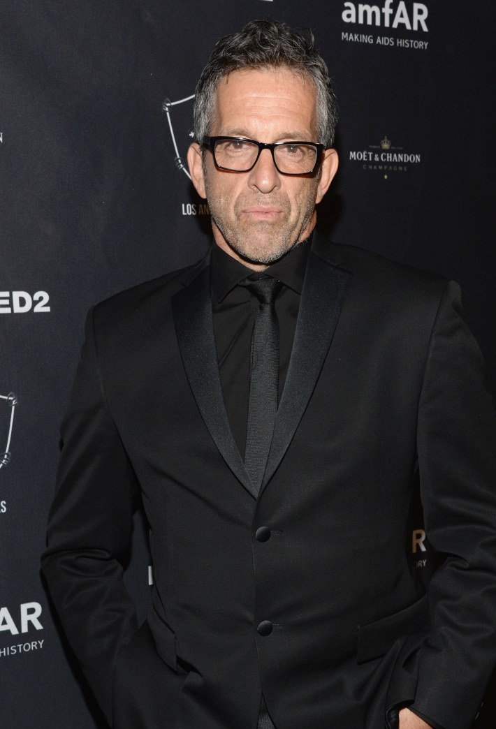 Kenneth Cole attends DSQUARED2 And amfAR's Official After Party at 1OAK LA.   (Photo by Michael Kovac)