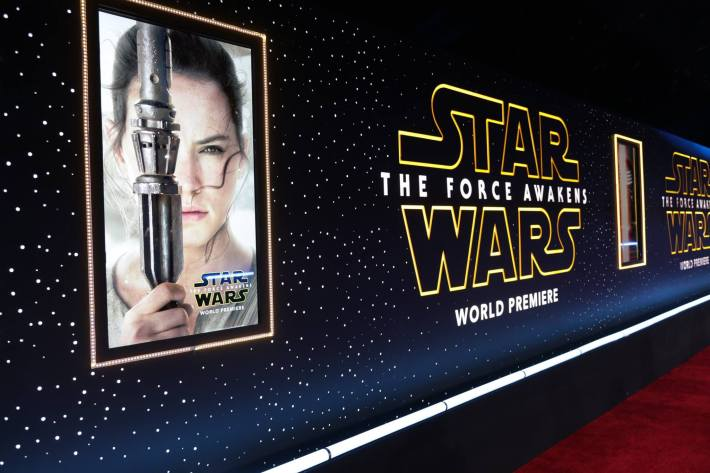 """Walt Disney Pictures and Lucasfilm's presents """"Star Wars: The Force Awakens"""" World Premiere"""