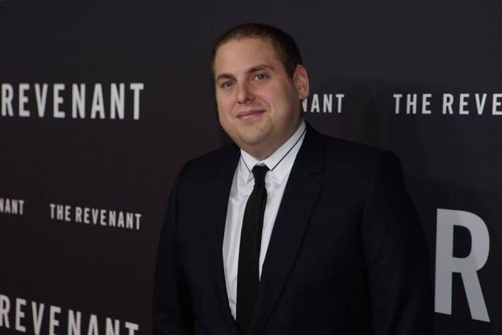 Jonah Hill attends  The Revenant New York City Film Premiere