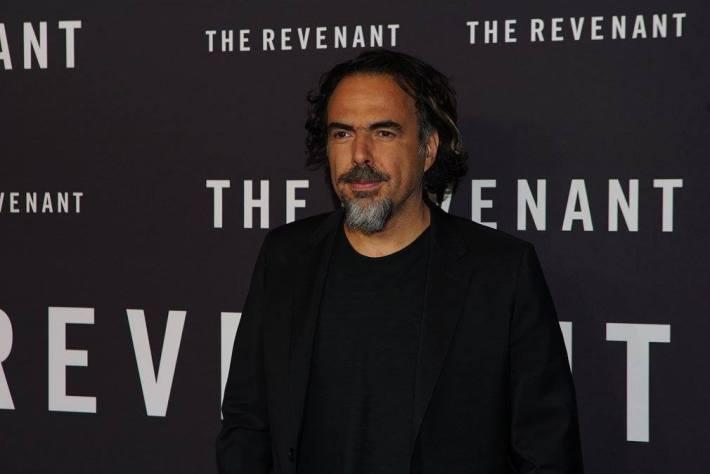 Alejandro G. Iñárritu  attend  The Revenant New York City Film Premiere