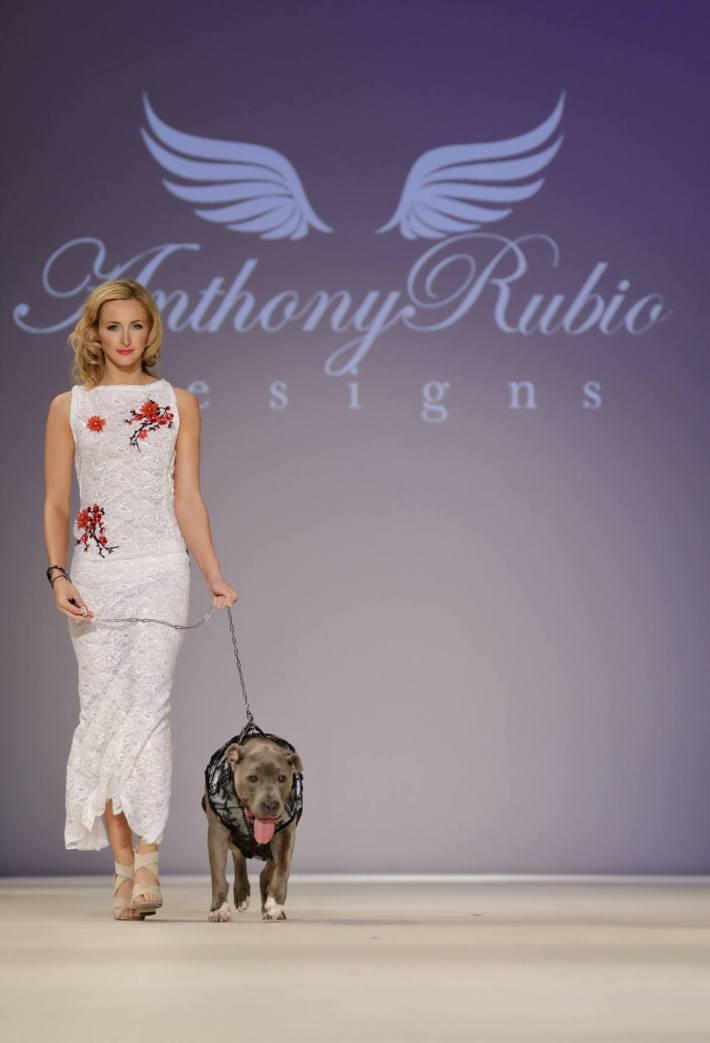 Anthony Rubio Spring/Summer 2017 – Style Fashion Week held at Hammerstein Ballroom - NYFW Photo by Mouhsine Idrissi
