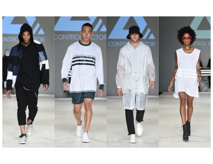 Control Sector Spring/Summer 2017 – Style Fashion Week held at Hammerstein Ballroom