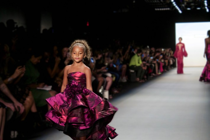 Michael Costello Spring/Summer 2017 - New York Fashion Week: The Shows  The Dock, Skylight at Moynihan Station - New York