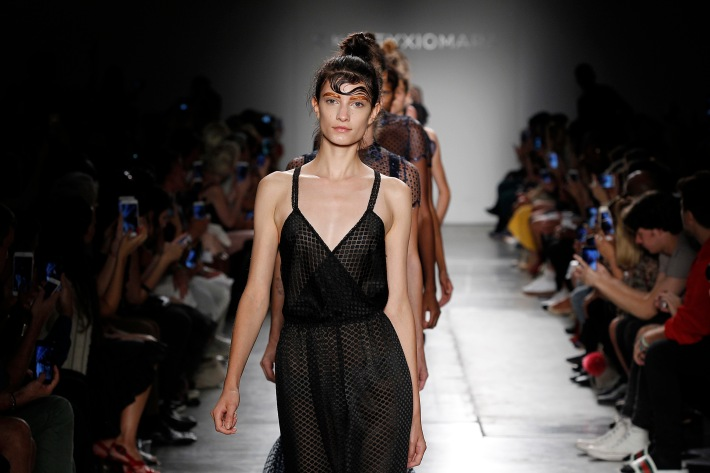 Katty Xiomara Spring/Summer 2017 – New York Fashion Week - at Pier 59 Studios
