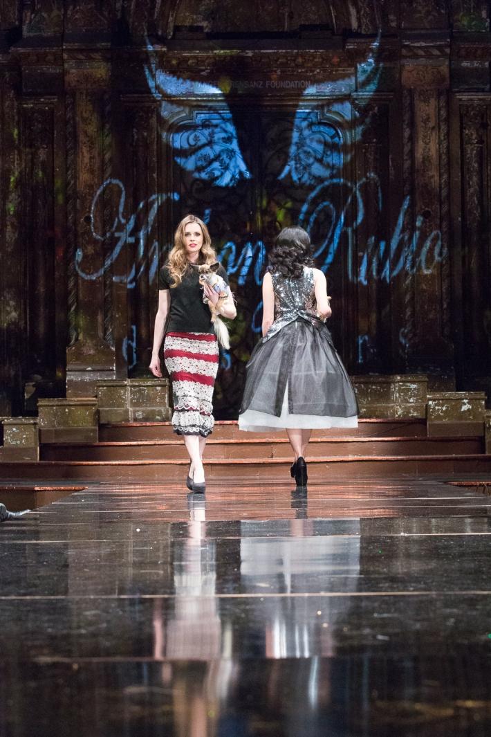 Anthony Rubio Fall/Winter 2017 - New York Fashion Week held in Studio A at Pier 59 Studios Photo by Mouhsine Idrissi Janati